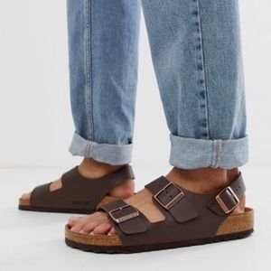 Birkenstock Milano men's sandals size 12